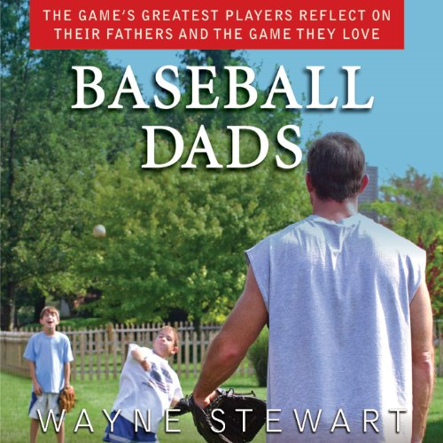 Baseball Dads audiobook cover art