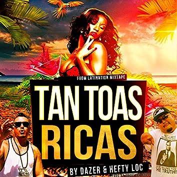 Tan Toas Ricas - Single
