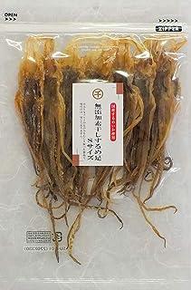 無添加 北海道産 するめ足 100g サイズS チャック付き袋 純国産