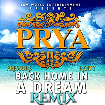 Back Home in a Dream Rmx (feat. Pressure & R.City)