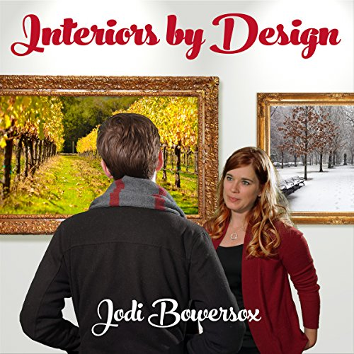 Interiors by Design audiobook cover art