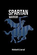 Spartan Warrior: Notebook & Journal