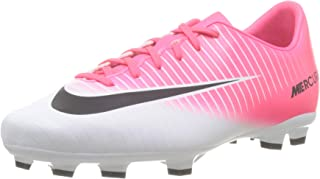 nike mercurial pink and white 2017