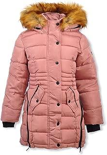 DKNY Girls' Puffer Jacket