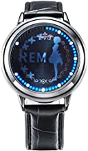 ZAQXSW The Modern Waterproof Electronic Watch with Flashing Anime Watches adapts to Various Important Occasions. Outdoor (...