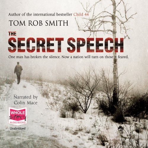 The Secret Speech Titelbild