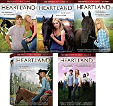 Heartland: The Complete First, Second, Third, Fourth & Fifth Seasons [DVD Box Sets 1 -5] NEW