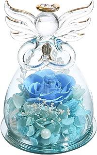 ANLUNOB Forever Rose - Birthday Gift Eternal Flower - Children's Day Gift Never Withered Roses Handmade Preserved Flower Rose