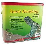 lucky reptile sb-lr argilla sabbia letto, 7.5litri, rosso