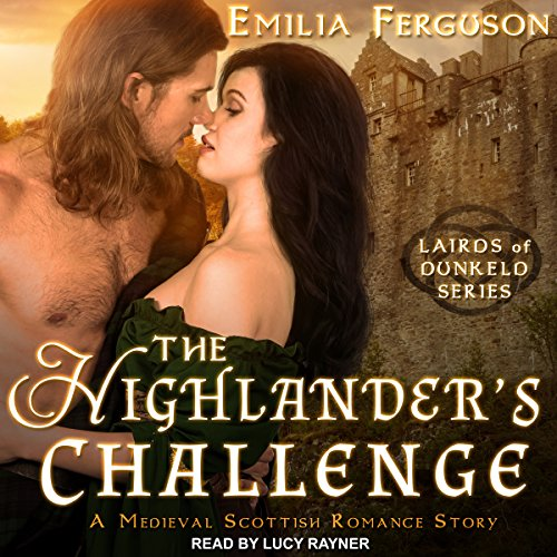 The Highlander's Challenge cover art
