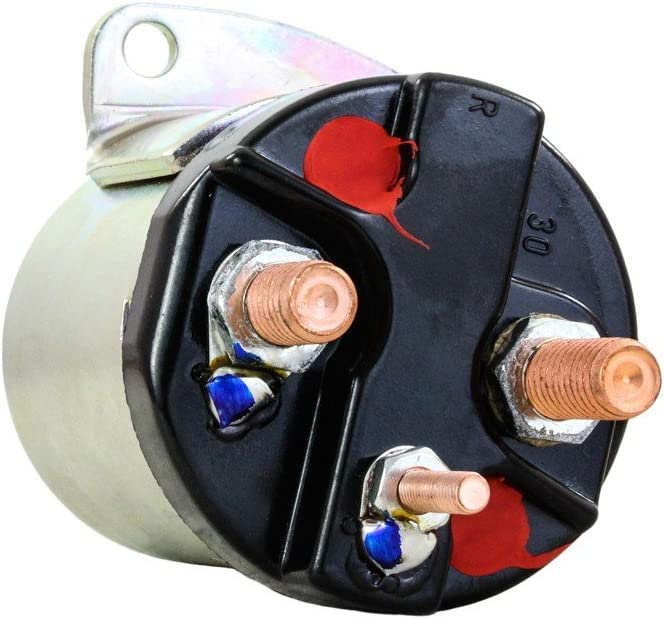 Rareelectrical Kansas City Mall NEW HARLEY DAVIDSON 65-8 Now free shipping SOLENOID WITH COMPATIBLE
