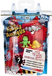 Fungus Amungus Batch #2 Five Pack (colors and styles will vary)