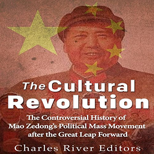 The Cultural Revolution audiobook cover art