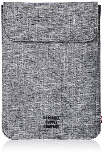 Herschel Spokane Sleeve for MacBook/iPad, raven crosshatch, Air