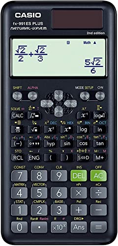 Casio FX-991ES Plus-2nd Edition Scientific Calculator