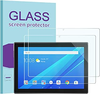Lenovo Tab M10 Tempered Glass Screen Protector Screen Protector for Lenovo M10 TB-X605F (NOT Lenovo Smart Tab P10/E10) Anti Explosion Scratch Resist (1 Pack)