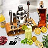 Zoom IMG-2 ayaoqiang cocktail shaker set 18