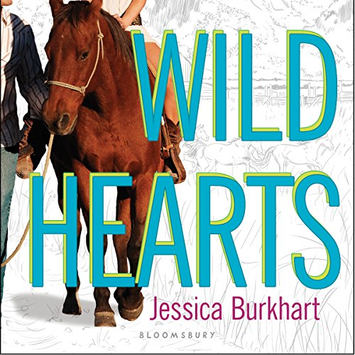 Wild Hearts audiobook cover art