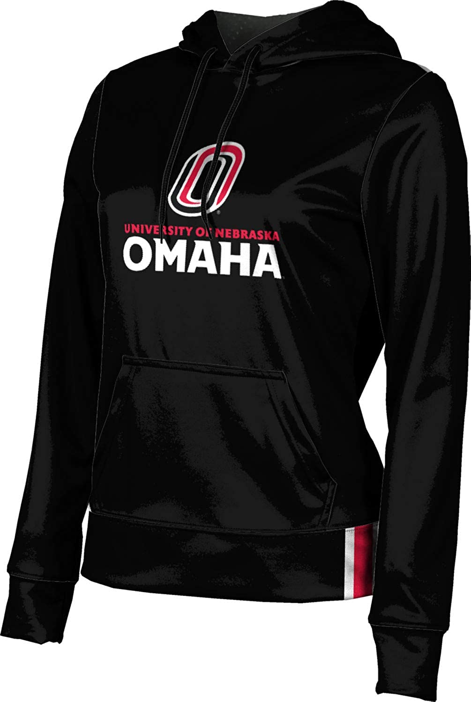 ProSphere University of Nebraska at Omaha Girls' Pullover Hoodie, School Spirit Sweatshirt (Solid)