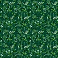 Qinunipoto 写真撮影用 背景布 和風 写真背景 撮影用 背景 布 緑の葉 緑の背景 熱帯植物 撮影 写真 飾る 背景紙 誕生日 背景幕 布背景 生放送 自宅 写真館 無反射 小道具 撮影用背景紙 ビニール 1.8m x 1.8m