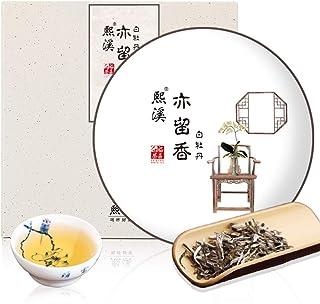 白茶 福鼎白茶 2018年原料白牡丹300g ホワイトティー 抗酸化物質が豊富 中国茶 老白茶 茶葉 餅茶 自然栽培 無添加 亦留香