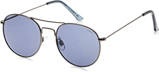Esprit Women's Sunglasses - Gray frame/Blue solid lens - ET39094-543 - 52-19-142mm