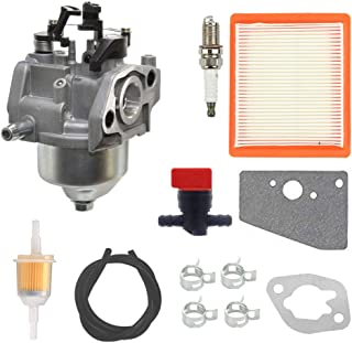 ANTO 14 853 55-S Carburetor for Kohler XT650 XT675 XT6.5 XT6.75 Toro Lawn Mower Engines Carb with 14 083 15-S Air Filter Tune Up Kit