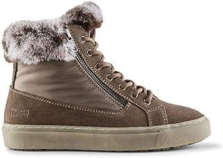 COUGAR Women's Dubliner Suede Winter Sneaker