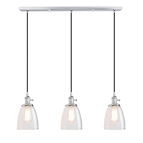 Triple Pendant Lights: Amazon.co.uk