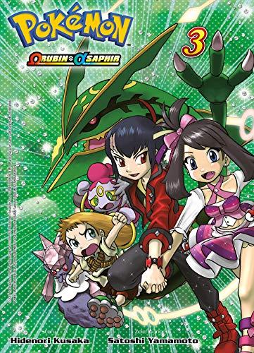 Pokémon - Omega Rubin und Alpha Saphir Band 3: Bd. 3