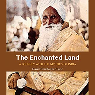 The Enchanted Land audiobook cover art