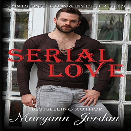 Serial Love audiobook cover art