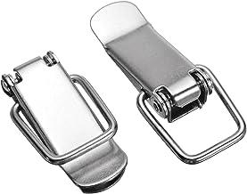 2 stks Toggle Latch Catch Toggle Clamp Verstelbare kastboxen Hendel Handvat Lock Hasp voor schuifdeur Meubelonderdelen