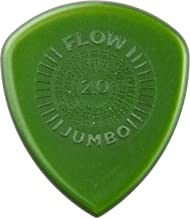 Dunlop Flow Jumbo 2.0mm Guitar Picks (547P2.0)