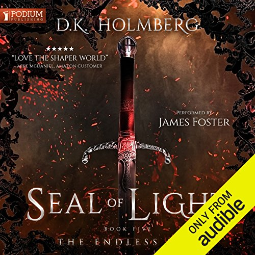 Seal of Light audiobook cover art