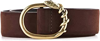 Luxury Fashion | Orciani Womens D09925LONGBEACHSIGARO Brown Belt |