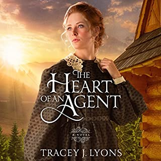 The Heart of an Agent audiobook cover art