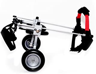Best Friend Mobility BFMM-S&J Elite Dog Wheelchair, Medium