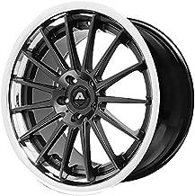 Adventus Forged   AVS5-20105638BS   20 Inch   AVS-5 Wheel/Rim   Black   20x10 Inch   5x112/5x112.00   38mm