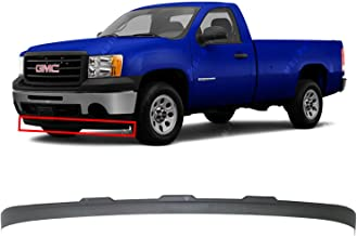 MBI AUTO - Textured, Front Bumper Lower Air Deflector for 2007-2013 GMC Sierra 1500 Pickup 07-13, GM1092211