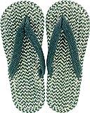 コットンサンダル ルポ グリーン メンズ フリーサイズ 約25~27cm GREEN 7407-05