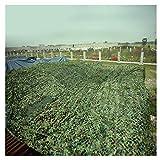 オックスフォード布カモフラージュネット、ジャングルカモフラージュデコレーションネット、マウンテングリーンインテリアデコレーションサンシェードカモフラージュネット (サイズ さいず : 4m*5m)