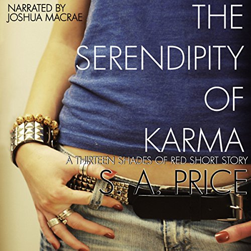 The Serendipity of Karma audiobook cover art