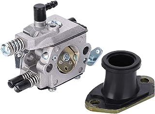 Repuesto de carburador Repuesto de colector de admisión de motosierra Motosierra China 45005200 5800 52CC 58CC +