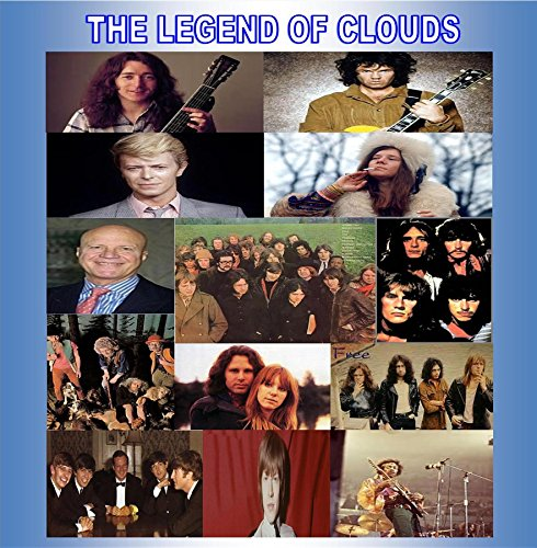 THE LEGEND OF CLOUDS (English Edition)