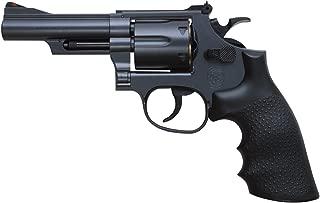 クラウンモデル ホップアップエアリボルバー No.6 S&W M19 4インチ ブラック 10歳以上エアーソフトガン