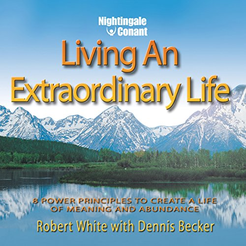 Living an Extraordinary Life audiobook cover art