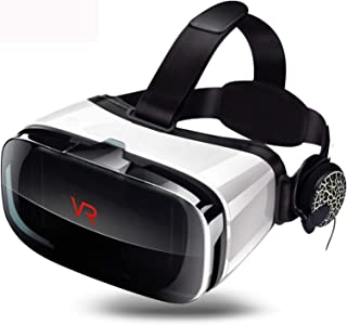 VR Headset Compatible with iPhone & Android Phone Universal Virtual Reality Goggles Play Your Best Mobile Games 360 Movies...