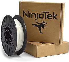 NinjaTek 3DNF08117505 NinjaTek NinjaFlex TPU Filament, 1.75mm, TPE.5kg, Water (Clear) (Pack of 1)