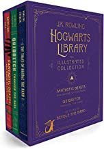 Hogwarts Library: The Illustrated Collection (Harry Potter)